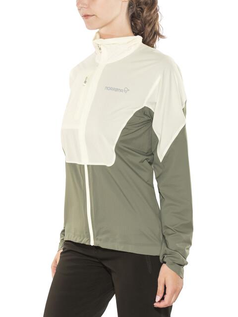 Norrøna Bitihorn Aero100 Jacket Women Snowdrop